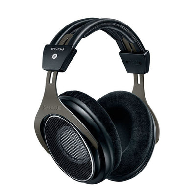 Shure - SRH1840 Professional Open-Back Stereo Headphones - Audio46