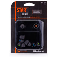Westone - STAR Premium Silicone Eartips (10-Pack)