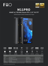 M11 Pro Android-based Lossless Portable Music Player (OPEN BOX)