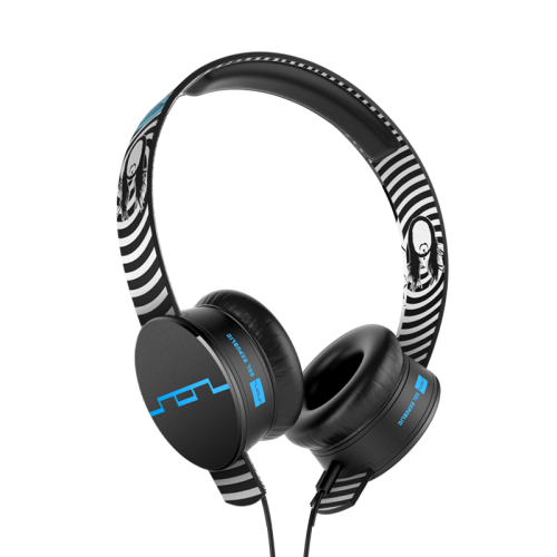 Steve Aoki Tracks HD On-Ear Headphones - Audio46