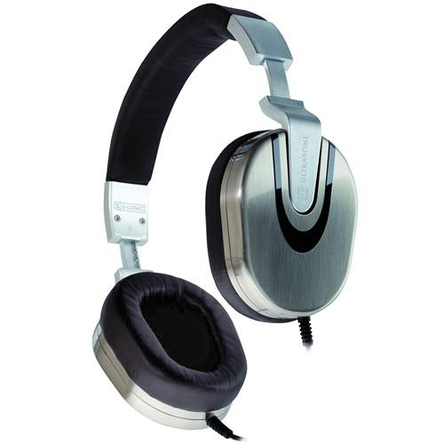 Ultrasone Edition 8 Palladium Over The Ear, Closed Back Headphones - Audio46