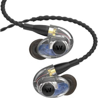 Westone - AM Pro20 Dual-Driver Universal Ambient-Port In-Ear Monitors (Clear/Black) - Audio46