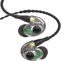Westone AM Pro 30 Triple-Driver Universal Ambient-Port In-Ear Monitors (Clear/Black) - Audio46