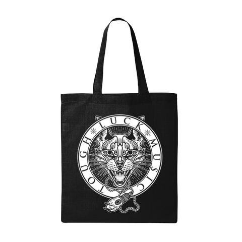 Tough Luck Music : Logo Tote Bag