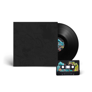 The Bunny The Bear : Remastered (Vinyl & Cassette Bundle)
