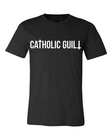 Catholic Guilt : Logo Tee