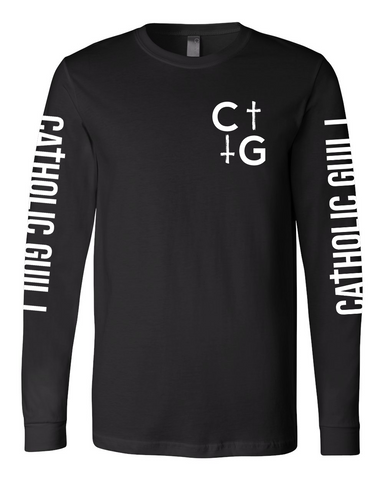 Catholic Guilt : Long Sleeve Tee