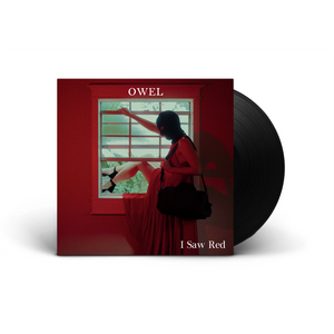 "OWEL : 'I Saw Red' [7"" Single] // LIMITED EDITION, PERSONALIZED & HAND-NUMBERED"
