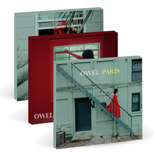 OWEL : Paris Canvas Prints