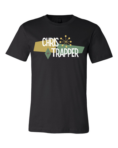 Chris Trapper : Black Tee