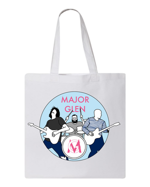 Major Glen : Trio Tote Bag