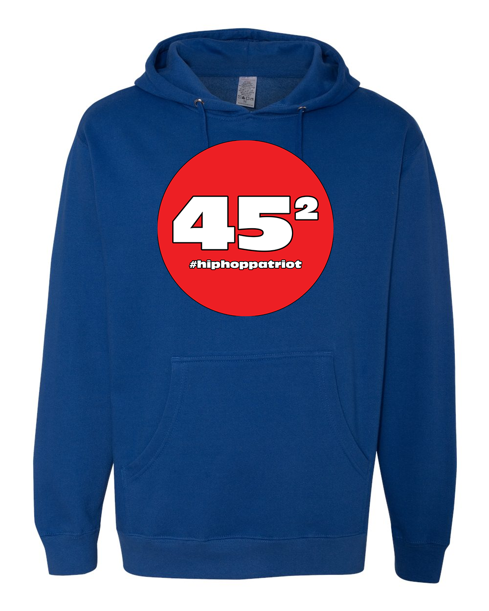 The Hip-Hop Patriot : 45 Second Hoodie