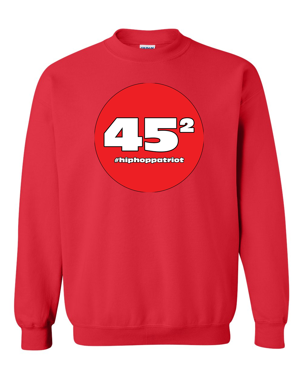 The Hip-Hop Patriot : 45 Second Sweatshirt