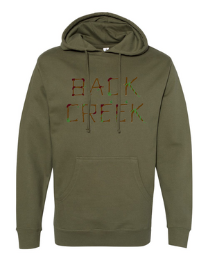 Back Creek : Sticks Hoodie