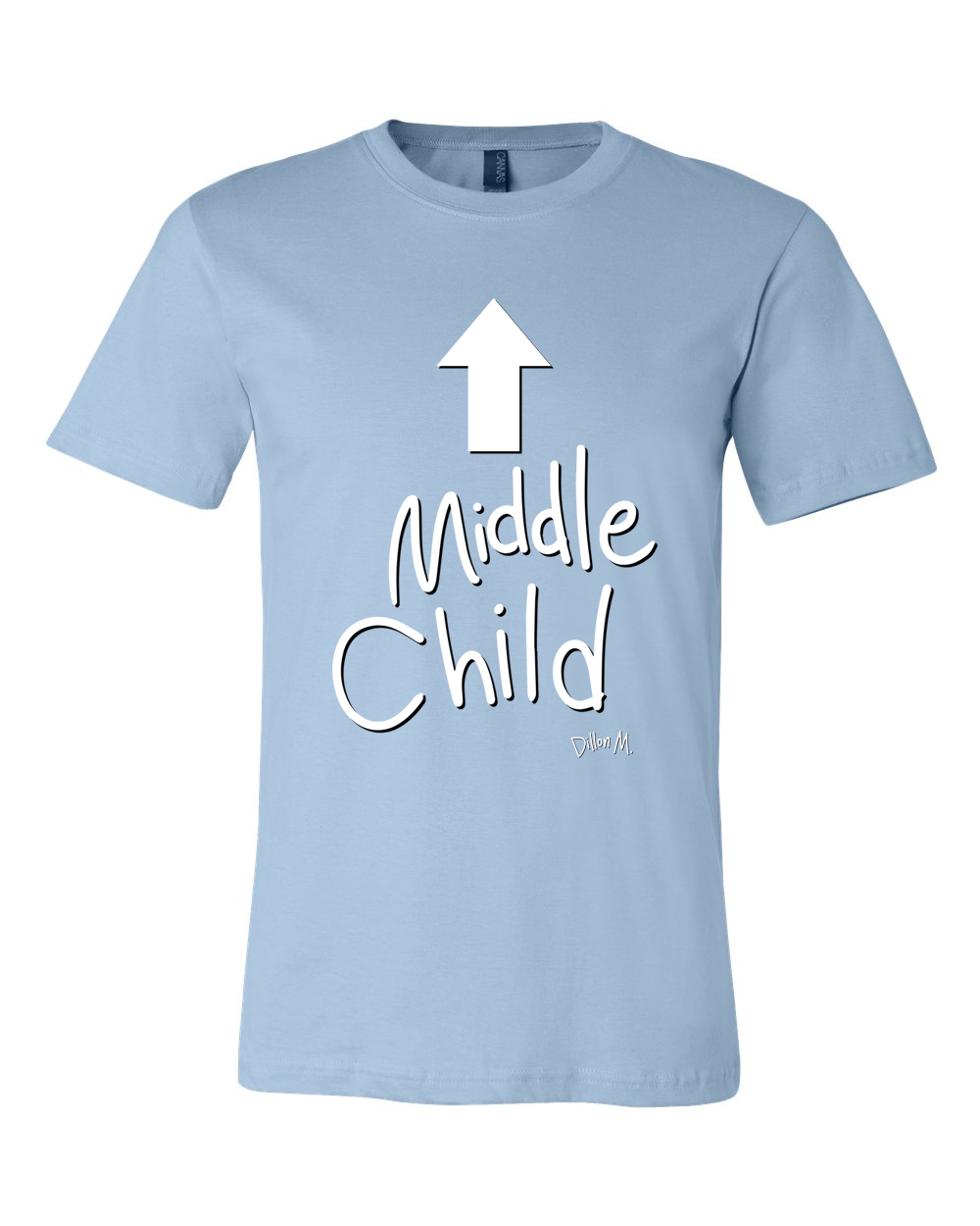 Dillon M. : Middle Child Tee