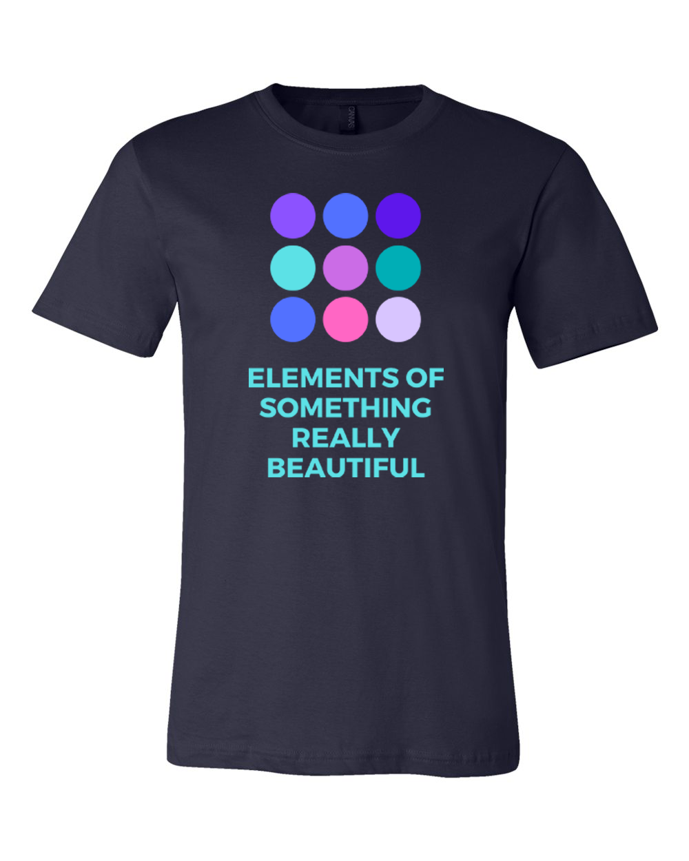 Elements of Something Really Beautiful : Dots Tee