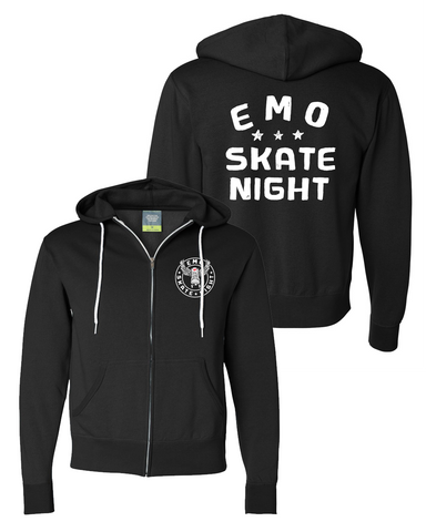 Emo Skate Night : Zip Up