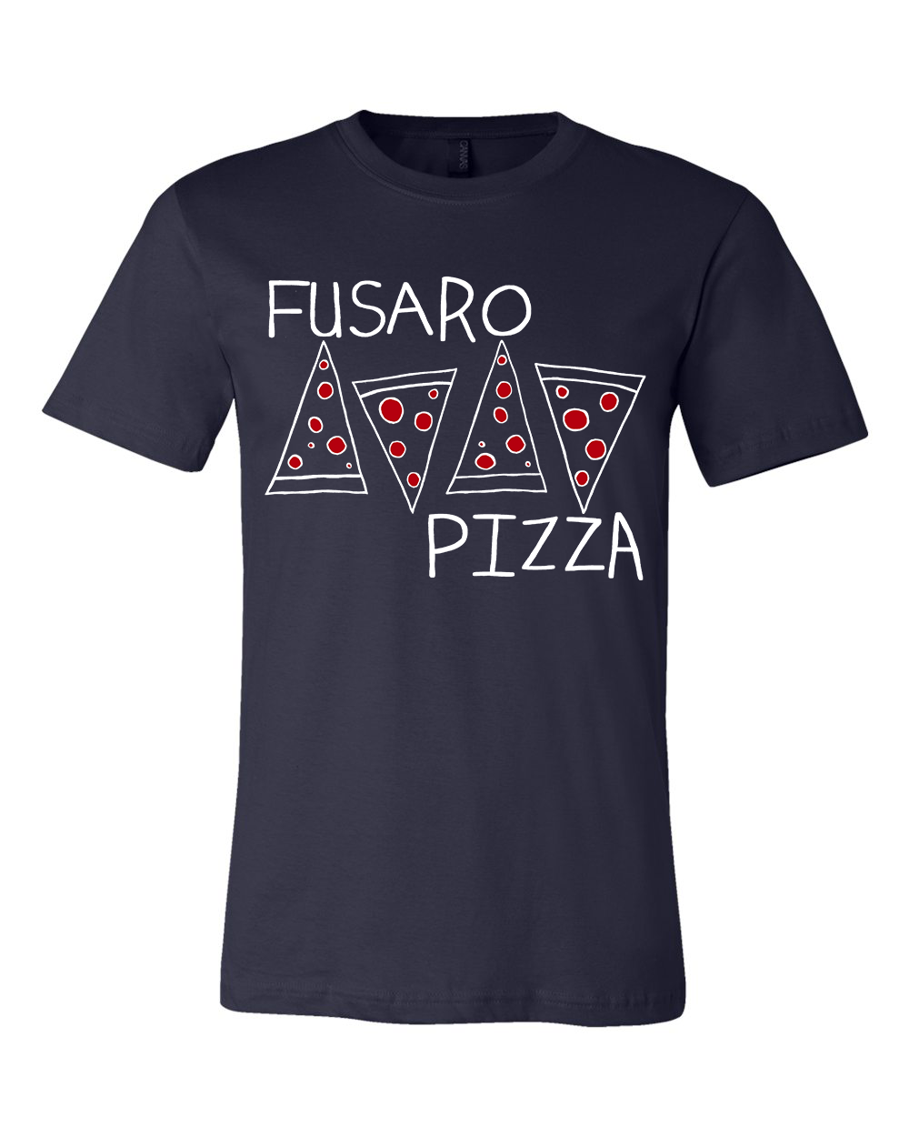 Fusaro Pizza : Slices Tee