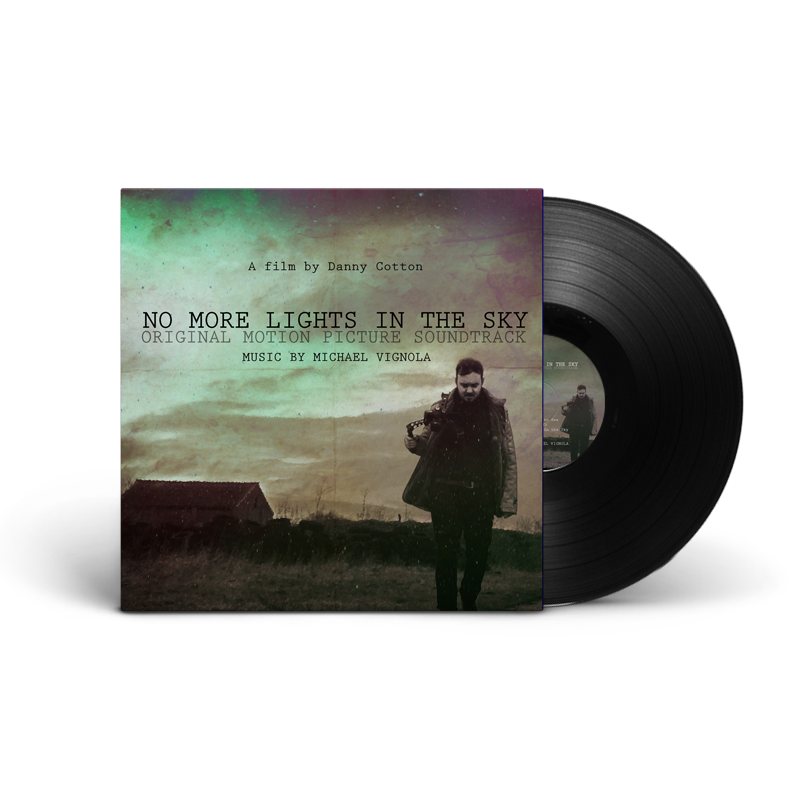 "Michael Vignola : No More Lights in the Sky [12"" Vinyl]"