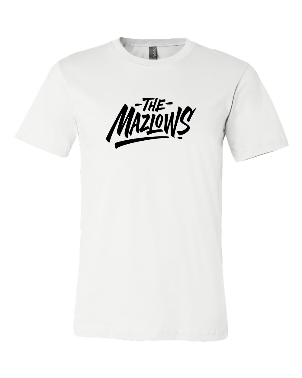 The Mazlows : Logo Tee