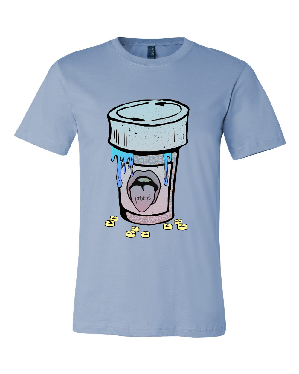 PRBLMS : Pill Bottle Tee