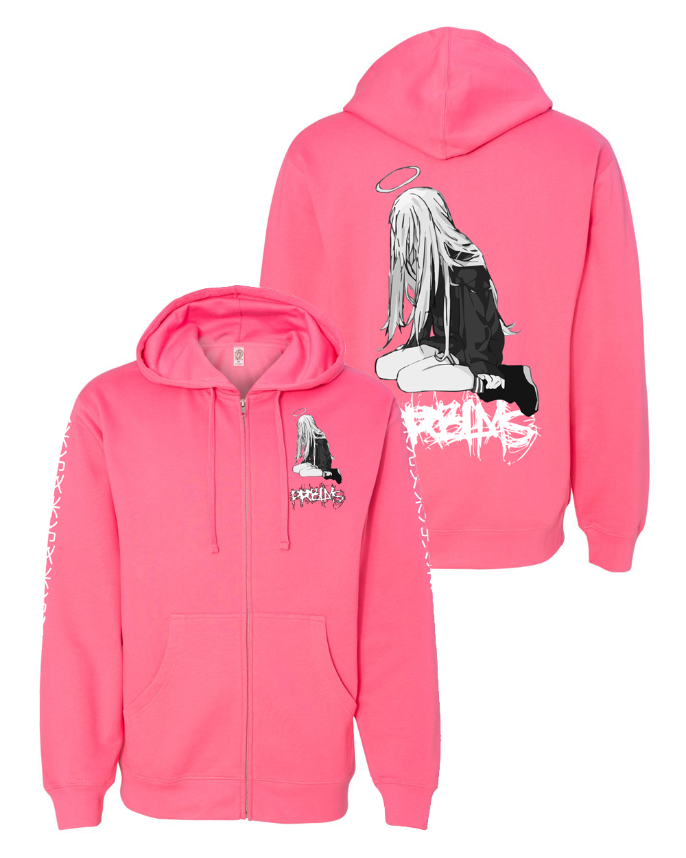 PRBLMS : Youthinasia Zip Up