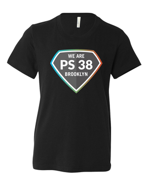 P.S. 38 : Youth Logo Tee