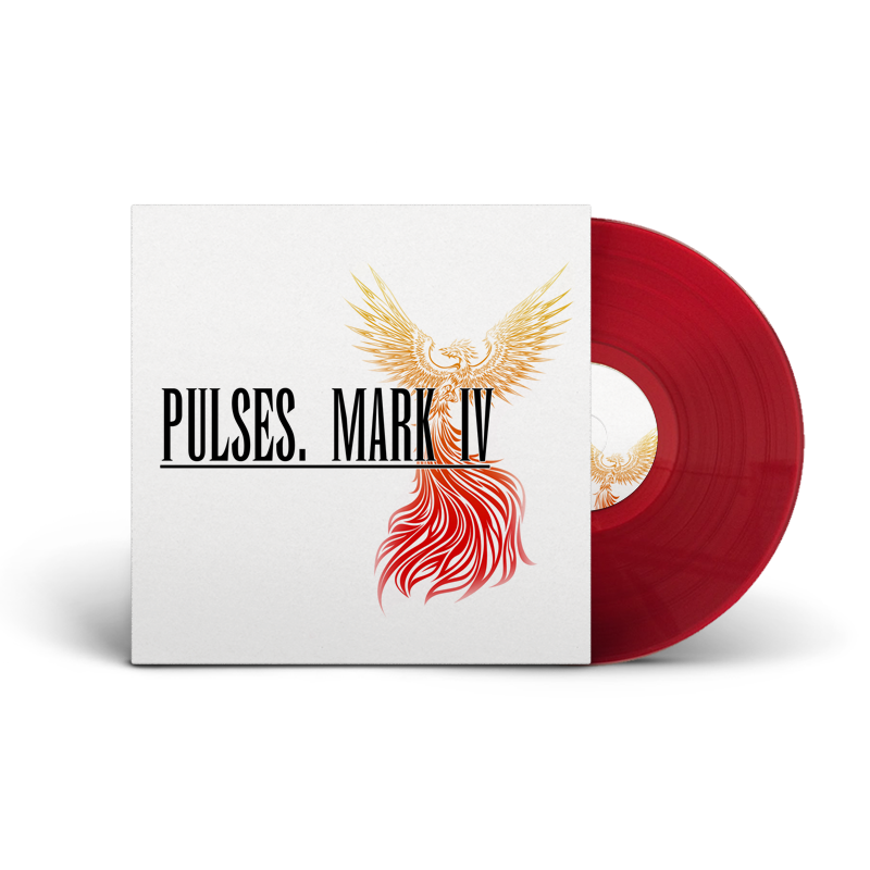 "pulses. : Mark IV 7"" (RED)"