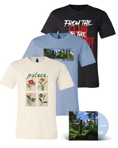 pulses. : Speak It Into Existence CD and Tee Bundle *pre-order*