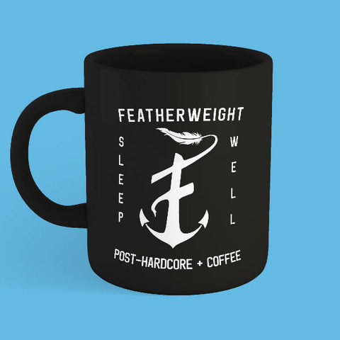 FEATHERWEIGHT : POST-HARDCORE COFFEE MUG