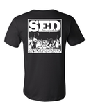 Silence Equals Death : Never Surrender Tee