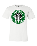 Silence Equals Death : Starbucks Tee