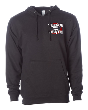 Silence Equals Death : Devil Hoodie