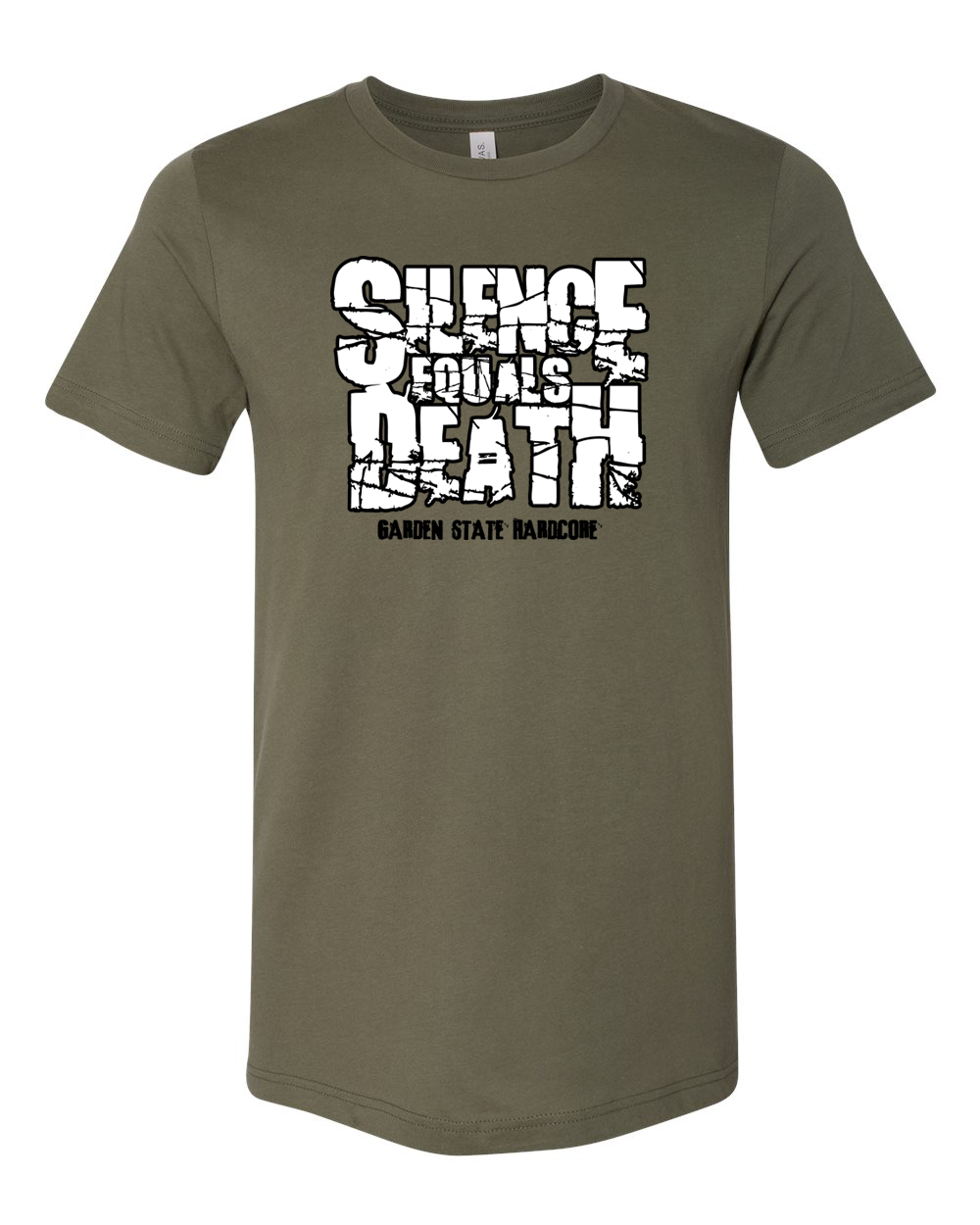 Silence Equals Death : Logo Tee