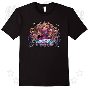 The Young Bucks – Superkick Party T-Shirt