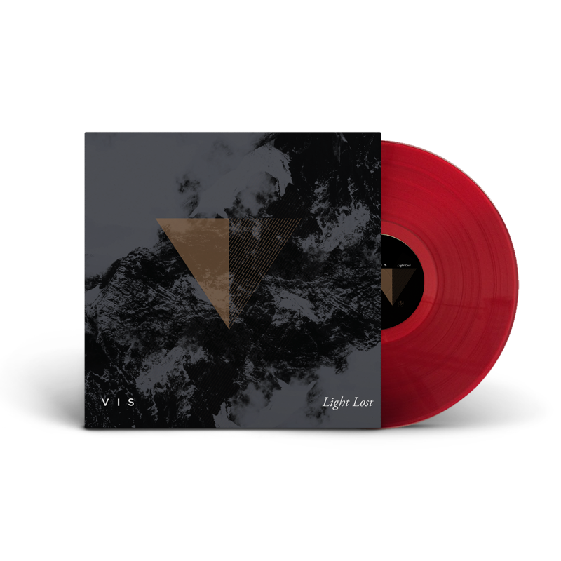 "VIS : Light Lost 12"" (RED)"