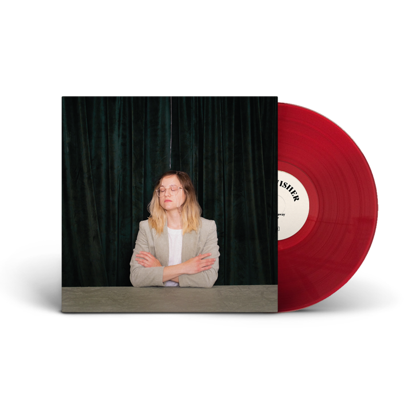 "Well Wisher : Walk Away 7"" (RED)"