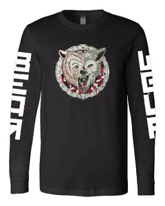 Primo Jab : Bear Wolf Long Sleeve