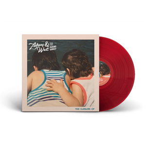 "Zachary West & The Good Grief : The Closure EP 7"" (RED)"