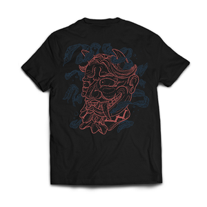 Idle Wave : Smoke Tee
