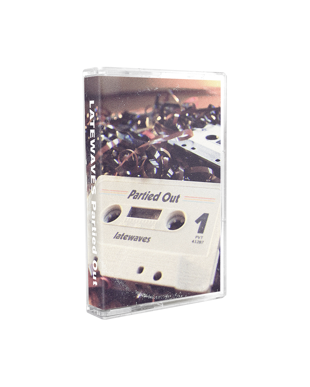 Latewaves : Partied Out (Cassette)