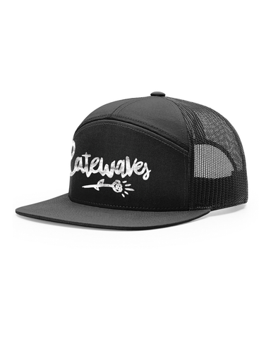 Latewaves : Trucker Hat