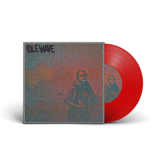 "Idle Wave : S/T 7"" (RED)"