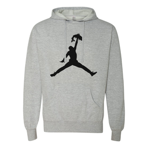 Jump Hoodie (Heather Grey)