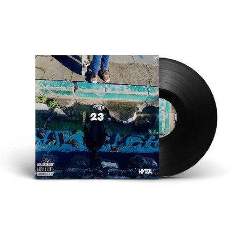 "HMZA. - 23 • 12"" Vinyl LP + Digital Album (Limited Pressing • 23 copies only!)"