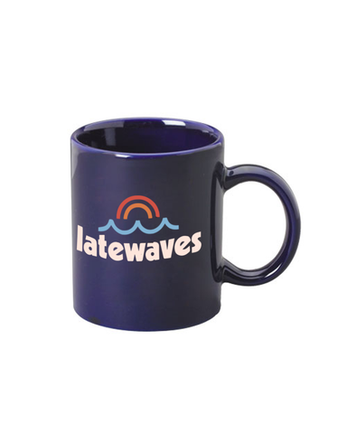 Latewaves : Coffee Mug