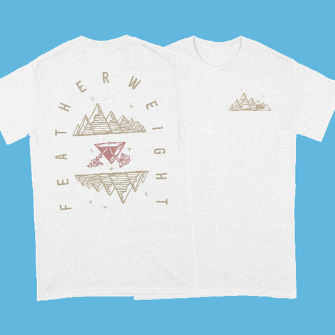 FEATHERWEIGHT : MOUNTAIN Tee