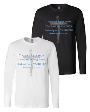 The Hip-Hop Patriot : YAHWEH! Long Sleeve