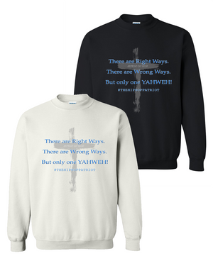 The Hip-Hop Patriot : YAHWEH! Sweatshirt