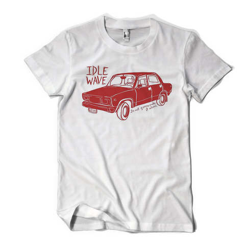 Idle Wave : Heaven Knows Tee